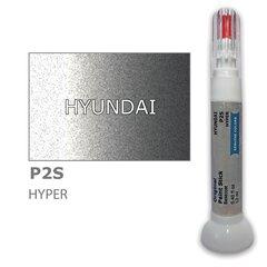 Карандаш-корректор для устранения царапин HYUNDAI P2S - HYPER 12 ml цена и информация | Автомобильная краска | pigu.lt