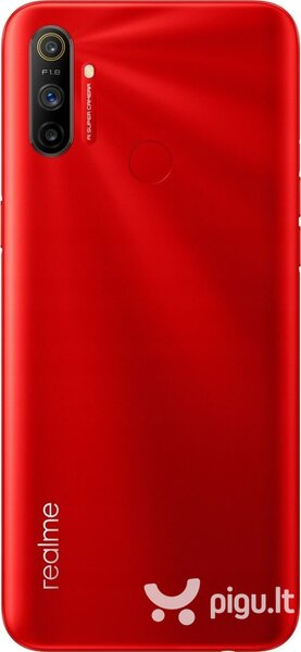 Realme C3, 3/64GB, Dual SIM, Blazing Red internetu