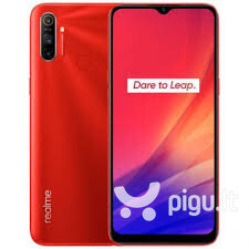 Realme C3, 3/64GB, Dual SIM, Blazing Red