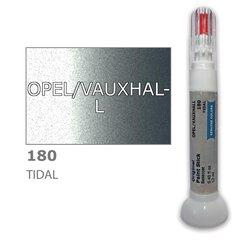 Карандаш-корректор для устранения царапин OPEL/VAUXHALL 180 - TIDAL 12 ml цена и информация | Автомобильная краска | pigu.lt
