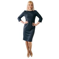 Klasikinė suknelė Branchess, pilka kaina ir informacija | Suknelės | pigu.lt