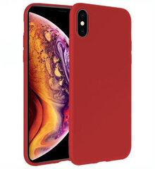 X-Level Dynamic skirtas Samsung G986 S20 Plus/S11, raudonas kaina ir informacija | Telefono dėklai | pigu.lt