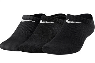 Kojinės sportui Nike Performance Cushioned NS 3P Jr SX6843 010, 45305 kaina ir informacija   Kojinės sportui Nike Performance Cushioned NS 3P Jr SX6843 010, 45305   pigu.lt