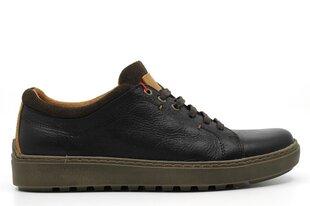 Batai vyrams Wrangler HISTORIC DERBY, juodi kaina ir informacija | Vyriški batai | pigu.lt