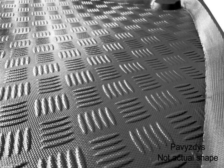 Bagažinės kilimėlis Renault Megane III Grand Tour 2009-> /25039