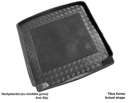 Bagažinės kilimėlis Skoda Fabia II Combi 2007-2014 /28007
