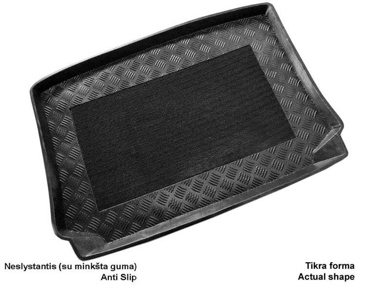 Bagažinės kilimėlis Volkswagen Polo HB 2002-2009 /27003