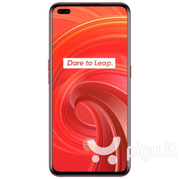 Realme X50 PRO, 12/256GB, Rust Red kaina