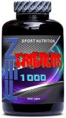 Maisto papildas Fen Tribulus 1000, 200 kaps. kaina ir informacija | Testosterono skatintojai | pigu.lt