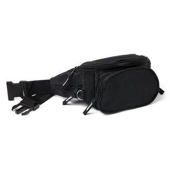 Rankinė ant juosmens, juoda цена и информация | Женские сумки | pigu.lt