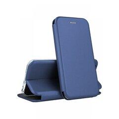 Dėklas Book Elegance Huawei P Smart Pro 2019/P Smart Z/Honor Y9s tamsiai mėlynas kaina ir informacija | Telefono dėklai | pigu.lt