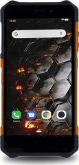MyPhone Iron 3 LTE, 32 GB, juoda kaina ir informacija | Mobilieji telefonai | pigu.lt