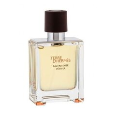 Kvapusis vanduo Hermes Terre d'Hermes Eau Intense Vetiver EDP vyrams 5 ml kaina ir informacija | Kvepalai vyrams | pigu.lt