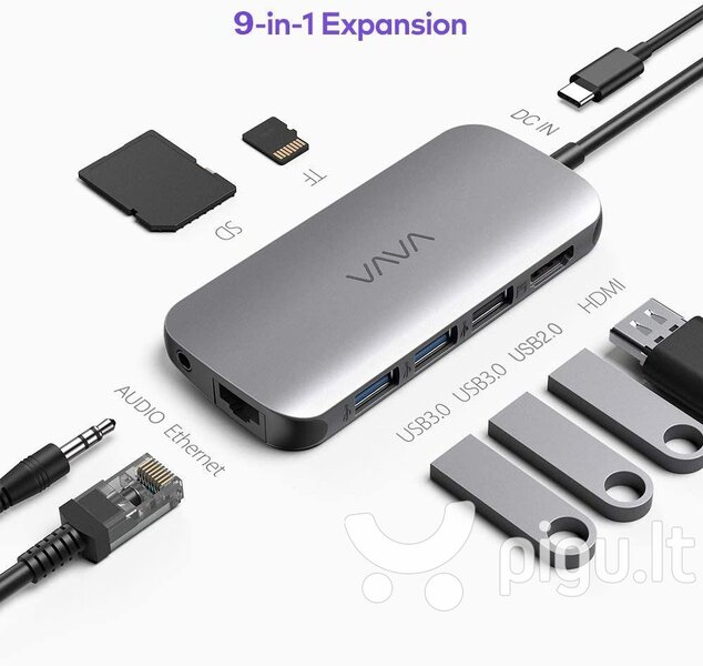 USB-C jungties adapteris, VAVA VA-UC006