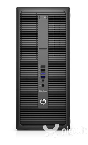 HP 800G2 i5-6500 8GB 256GB SSD Win10P internetu