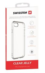Swissten Clear Jelly Back Case 1.5 mm Silicone Case for Xiaomi Redmi 8 Transparent kaina ir informacija | Telefono dėklai | pigu.lt