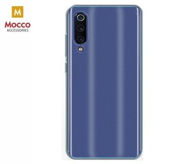 Mocco Ultra Back Case 1 mm Silicone Case for LG K61 Transparent kaina ir informacija | Telefono dėklai | pigu.lt