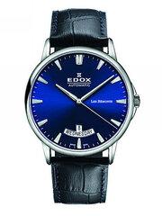 Мужские часы Edox Les Bemonts Automatic 83015, 3 Buin цена и информация | Мужские часы | pigu.lt