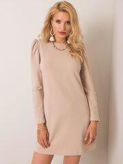 Suknelė moterims, rusva kaina ir informacija | Suknelės | pigu.lt