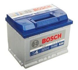 Akumuliatorius Bosch 60Ah 540A S4005 kaina ir informacija | Akumuliatoriai | pigu.lt