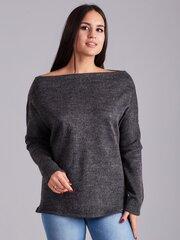 Megztinis, pilkas kaina ir informacija | Megztiniai moterims | pigu.lt