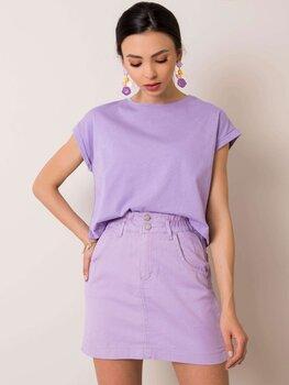 Sijonas moterims, violetinis kaina ir informacija | Sijonai | pigu.lt