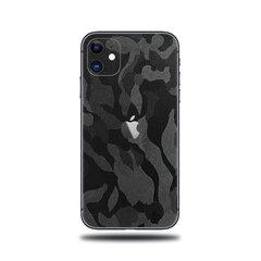 Korpuso apsauginė plėvelė- skin, iPhone 11, Shadow black, Full Wrap Back kaina ir informacija | Telefono dėklai | pigu.lt