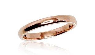 Auksinis žiedas kaina ir informacija | Žiedai | pigu.lt