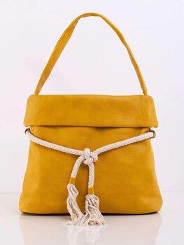Rankinė moterims, geltona цена и информация | Женские сумки | pigu.lt