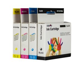 Canon CLI-551 YL XL, geltona kaina ir informacija | Kasetės rašaliniams spausdintuvams | pigu.lt