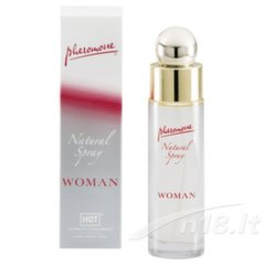 "Feromoninis purškiklis "" Woman natural spray"" Hot, 45 ml​"