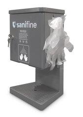 Mobili rankų automatinė dezinfekavimo stotelė kaina ir informacija | Apsauginės sienelės, dezinfekcinės stotelės | pigu.lt