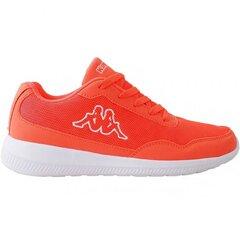 Kappa Follow W 242495 NC 2910 žemi kedai, oranžiniai kaina ir informacija | Sportiniai bateliai, kedai moterims | pigu.lt