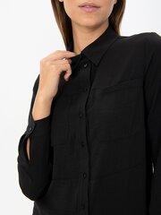 Tunika moterims Simona Conti, juoda kaina ir informacija | Tunikos | pigu.lt