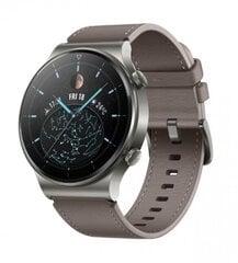 Išmanusis laikrodis Huawei Watch GT 2 Pro, Titanium Gray kaina ir informacija | Išmanusis laikrodis Huawei Watch GT 2 Pro, Titanium Gray | pigu.lt