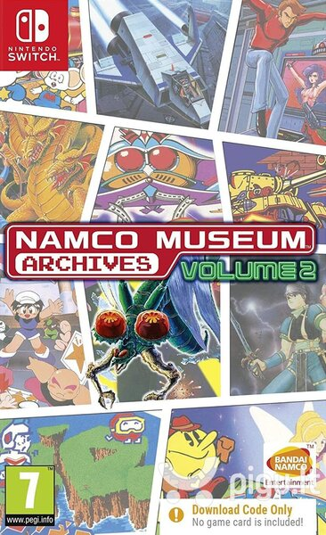Namco Museum Archives Volume 2 NSW