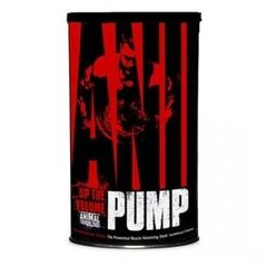 Maisto papildas Universal Nutrition Animal Pump 30 pak. kaina ir informacija | Energetikai | pigu.lt