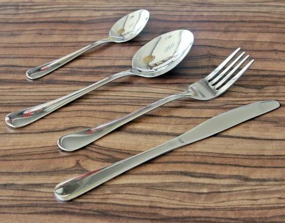 CookLine stalo įrankių rinkinys Classic, 24 vnt kaina