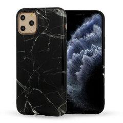 Marble Silicone dėklas telefonui skirtas Samsung Galaxy A40, D6 kaina ir informacija | Telefono dėklai | pigu.lt