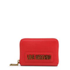 Piniginė moterims Love Moschino JC5624PP1BLK 27532 kaina ir informacija | Piniginės, kortelių dėklai moterims | pigu.lt
