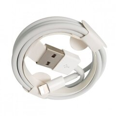 USB kabelis Apple iPhone 7 MD818 Lightning HQ2, 1.0m kaina ir informacija | USB kabelis Apple iPhone 7 MD818 Lightning HQ2, 1.0m | pigu.lt