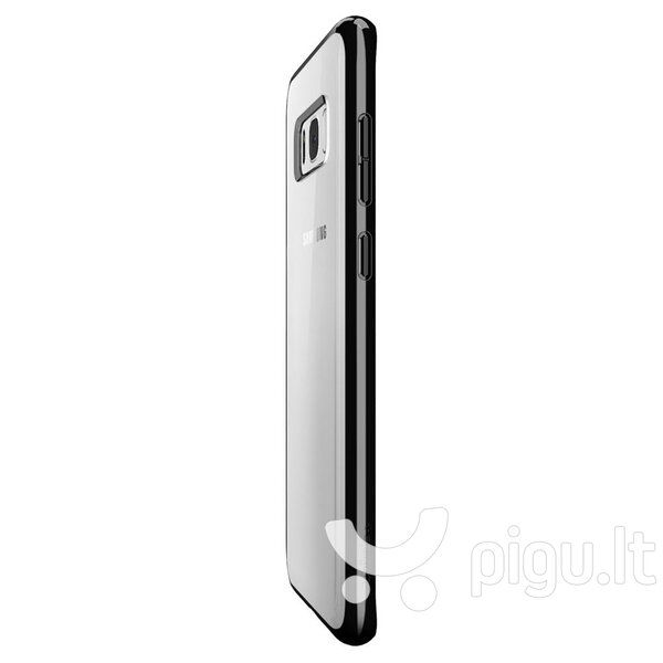 USB kabelis microUSB 8mm juodas HQ, 0.85m internetu