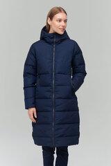Pūkinis paltas moterims Audimas kaina ir informacija | Paltai moterims | pigu.lt
