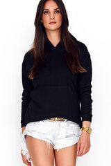 Džemperis moterims Numinou, juodas kaina ir informacija | Džemperis moterims Numinou, juodas | pigu.lt
