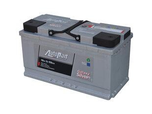 Akumuliatorius 110AH 950A GALAXY SILVER kaina ir informacija | Akumuliatoriai | pigu.lt