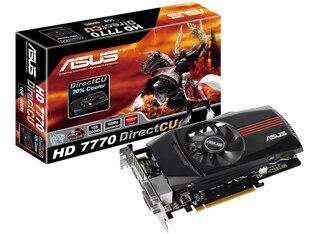 ASUS Radeon HD 7770 1GB GDDR5 PCI-E 3.0