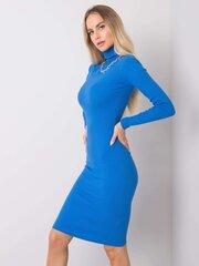Suknelė moterims, mėlyna kaina ir informacija | Suknelės | pigu.lt