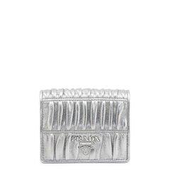 Piniginė moterims Prada 1MV204 2B25 Gaufre 29587 kaina ir informacija | Piniginės, kortelių dėklai moterims | pigu.lt