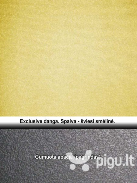 Kilimėliai ARS AUDI A3 2003-2012 /14\1 Exclusive