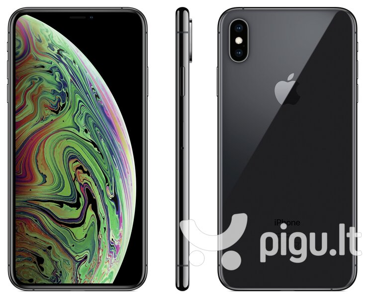 Apple iPhone XS Atnaujinta, 64 GB, Space Gray